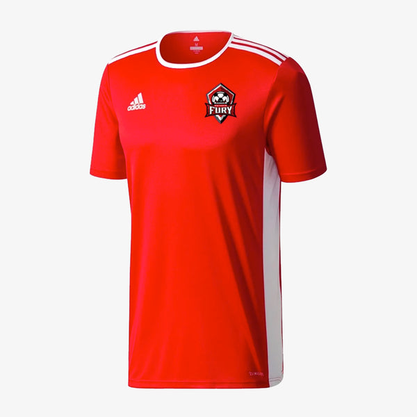 Ontario Fury Red Jersey Club - Adult/Youth