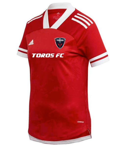 OV Toros Game Jersey Women's (Red)