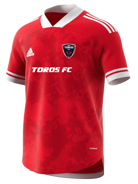 OV Toros Game Jersey Youth (Red)