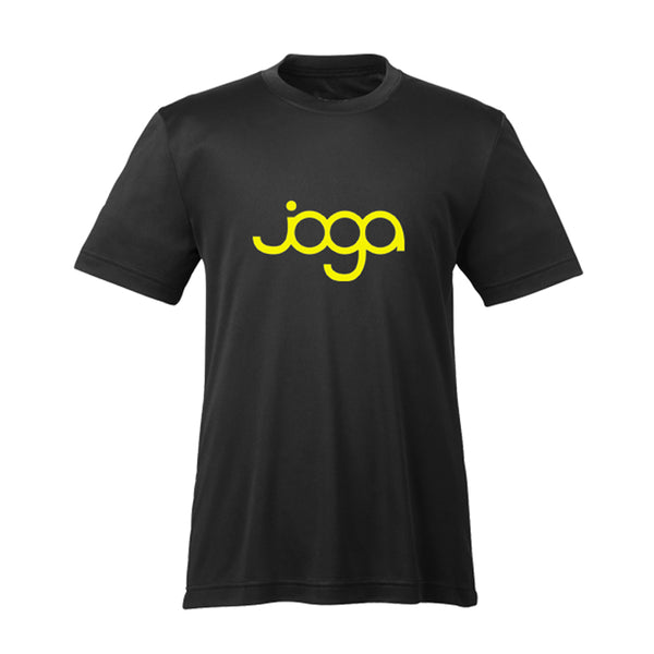 Joga Training Jersey Black