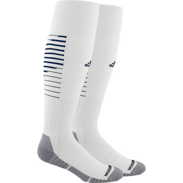 WVSC Game Sock White/Black
