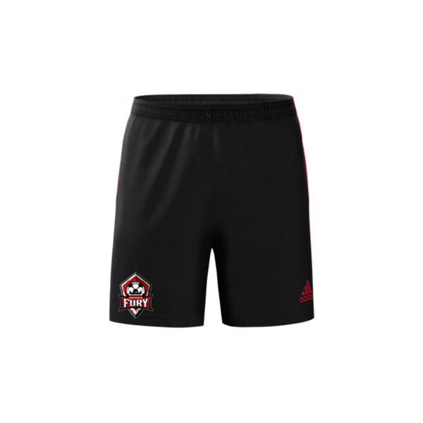 ONTARIO FURY BLACK SHORTS - YOUTH/MENS/WOMENS