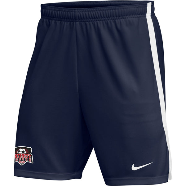 Nike Infinity Soccer Club Home Short Youth Navy