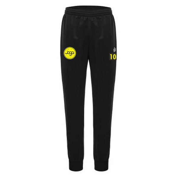 Joga Black Warm Up Pant