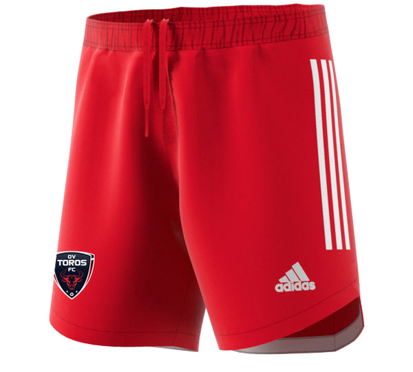 OV Toros Game Short Red Men's