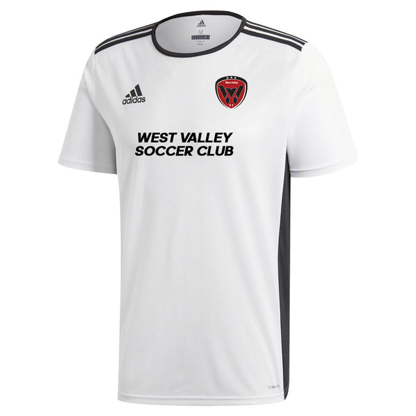 WVSC Game Jersey White Youth