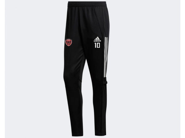 WVSC Warm Up Pant Black Youth