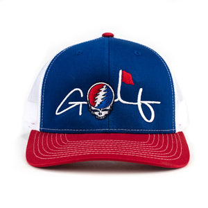 Steal Your Face Trucker