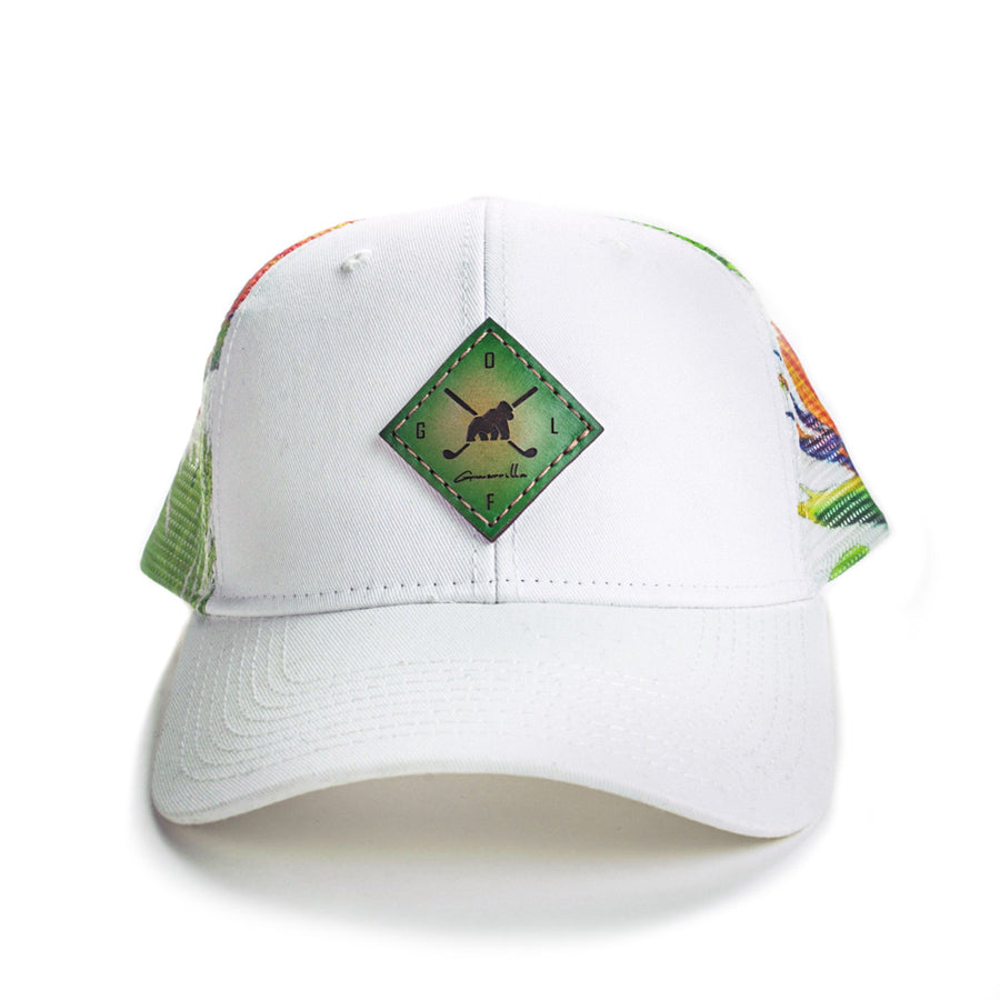 Tropical Golf Hat