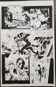 Amazing Spider-Man Annual 36 - Page 1 - Pat Oliffe / Andy Lanning