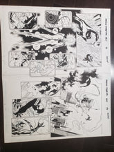 Load image into Gallery viewer, AMAZING SPIDER-MAN #800 CENTER-FOLD 2 PAGES WOW - BY STUART IMMONEN