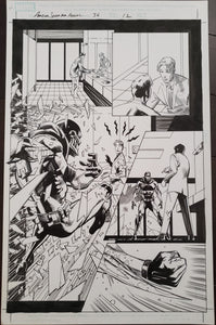 Amazing Spider-Man Annual 36 - Page 12 - Pat Oliffe / Andy Lanning - FIRST APPEARANCE!!