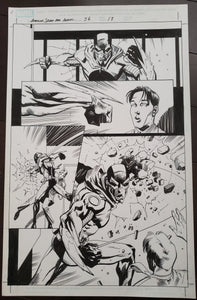 Amazing Spider-Man Annual 36 - Page 13 - Pat Oliffe / Andy Lanning - FIRST APPEARANCE!!