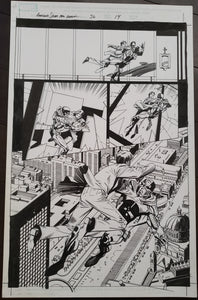 Amazing Spider-Man Annual 36 - Page 14 - Pat Oliffe / Andy Lanning - FIRST APPEARANCE!!