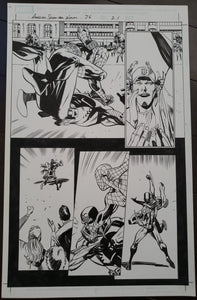 Amazing Spider-Man Annual 36 - Page 21 - Pat Oliffe / Andy Lanning - FIRST APPEARANCE!!