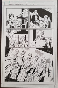 Amazing Spider-Man Annual 36 - Page 7 - Pat Oliffe / Andy Lanning