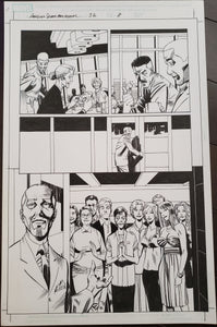 Amazing Spider-Man Annual 36 - Page 8 - Pat Oliffe / Andy Lanning