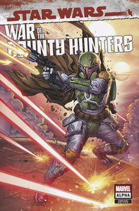 War of the Bounty Hunters #1 Alpha Out of the Vault Exclusive - PRESALE