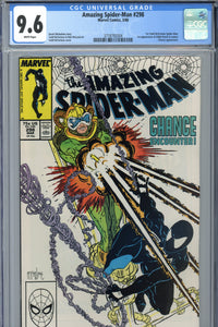 Amazing Spider-Man #298 CGC 9.6