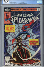 Load image into Gallery viewer, Amazing Spider-Man #210 CGC 9.6 1st Madame Web