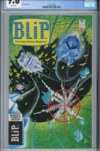 Load image into Gallery viewer, Blip Comics #3 CGC 9.8