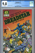 Load image into Gallery viewer, Dreadstar #1 CGC 9.8