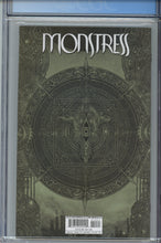 Load image into Gallery viewer, Monstress #10 CGC 9.8 Variant Cover