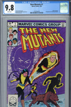 Load image into Gallery viewer, The New Mutants #1 CGC 9.8