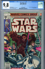 Load image into Gallery viewer, Star Wars #3 CGC 9.8