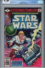 Load image into Gallery viewer, Star Wars #26 CGC 9.8