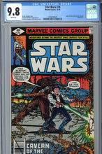 Load image into Gallery viewer, Star Wars #28 CGC 9.8