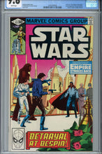 Load image into Gallery viewer, Star Wars #43 CGC 9.8 1st Lando