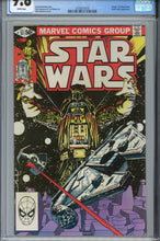 Load image into Gallery viewer, Star Wars #52 CGC 9.8