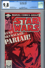 Load image into Gallery viewer, Star Wars #62 CGC 9.8