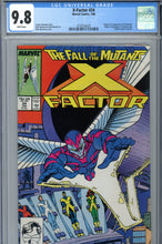 Load image into Gallery viewer, X-Factor #24 CGC 9.8 1st Archangel