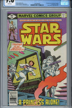 Load image into Gallery viewer, Star Wars #30 CGC 9.8