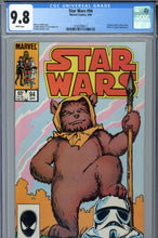 Load image into Gallery viewer, Star Wars #94 CGC 9.8