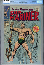 Load image into Gallery viewer, Sub-Mariner #1 CGC 7.5 WP
