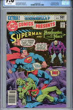 Load image into Gallery viewer, DC Comics Presents #27 CGC 9.8 1st Appearance of Mongul