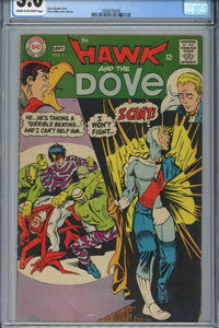Hawk and the Dove #1 CGC 3.0