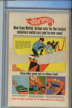 Load image into Gallery viewer, Hawk and the Dove #1 CGC 3.0