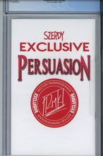 Load image into Gallery viewer, Persuasion #1 Szerdy Grey Naughty Cover CGC 9.8