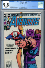 Load image into Gallery viewer, Avengers #223 CGC 9.8