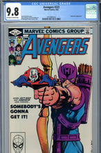 Load image into Gallery viewer, Copy of Avengers #223 CGC 9.8