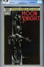 Load image into Gallery viewer, Moon Knight #25 CGC 9.8 1st Black Spectre