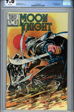 Load image into Gallery viewer, Moon Knight #28 CGC 9.8