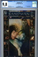 Load image into Gallery viewer, Sandman #2 CGC 9.8