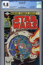 Load image into Gallery viewer, Star Wars #61 CGC 9.8