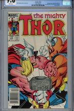 Load image into Gallery viewer, Thor #338 CGC 9.8 Canadian Price Variant