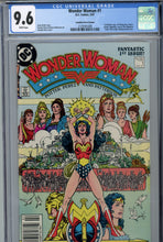 Load image into Gallery viewer, Wonder Woman #1 CGC 9.6 Canadian Price Variant